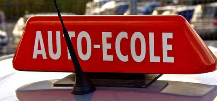 Attention: contrôles auto-écoles en cours