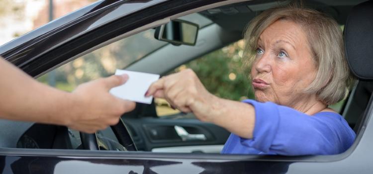 Documents d'identité et de domicile pour l'examen du permis de conduire